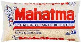 extra long grain rice 48 oz