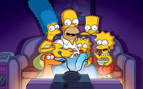 the simpsons wallpaper id 3450