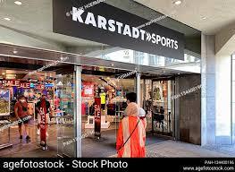 karstadt department stock photos