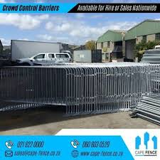 Crowd Control Fencing In South Africa Gumtree Classifieds In South Africa