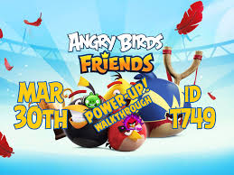 Angry Birds Friends 2020 Tournament T749 On Now!