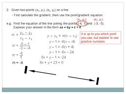 co ordinate geometry distance between
