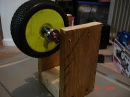 my homemade tire balancer check it