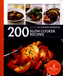 200 slow cooker recipes book at easons
