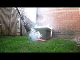 homemade fogger you