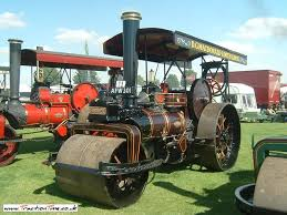 1930 Fowler Steam Road Roller (AFW301) Ida 4nhp Engine No 18867 - Traction  Time