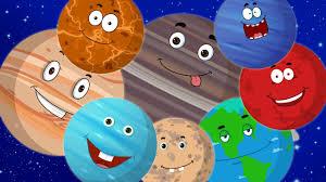Resultado de imagen de Storybots planets cool