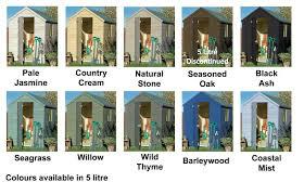 Cuprinol Garden Shades 5l Garden Paint Garden Colour Best Price