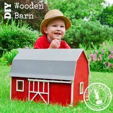 diy toy wooden barn adventure in a box