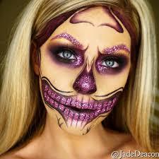 20 stunning skeleton makeup designs