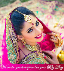 best doorstep bridal makeup services