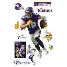 Official Minnesota Vikings Wall Decor Home Office Wall Sign Banner Nflshop Com