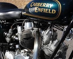 carberry enfield update