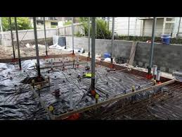 Vapour Barrier Under Concrete Slabs The Structural Why Files Youtube