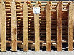 36 Inch 1 X 4 Picket Fence Panels Resale Lumber Products