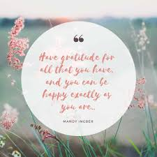 gratitude quotes a reminder of the good