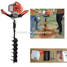 52cc 1700w Hand Held Manual Fence Post Hole Digger Drilling Machine Portable Ground Hole Drill Earth Auger China Suppliers 2011809