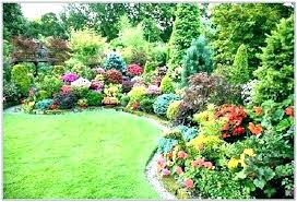 large flower beds full size of