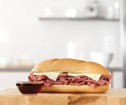 arby s french dip swiss