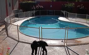 Removable Pool Safety Fences Vs Permanent Pool Fences Tucson Pool Fence Llc