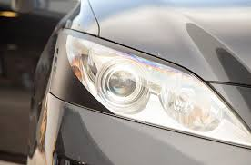 Lexus Es350 2007 2012 Headlight Brow Decal Factory Crafts