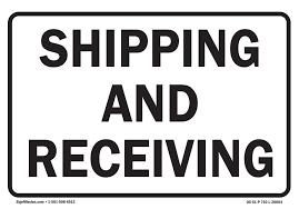 Osha Shipping And Receiving Warehouse Sign Vinyl Decal Protect Your Business Walmart Com Walmart Com