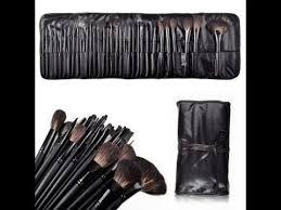 peice set makeup brushes review