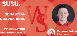 VP Education and Democracy Sebastian Graves-Read Candidate Interview