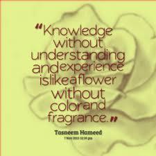 flower knowledge quotes quotesgram