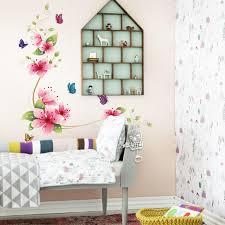 Removable Wall Decals Flowers 3d Elephant Vinyl Nursery Art Ikea Uk For Bathroom Printing Vamosrayos