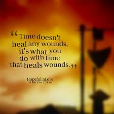 quotes heal wounds
