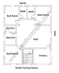 south house vastu plan 5 vasthurengan com