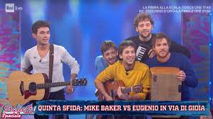 Mike Baker vs Eugenio in Via Di Gioia: il risultato della sfida ...