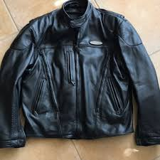 harley davidson fxrg leather