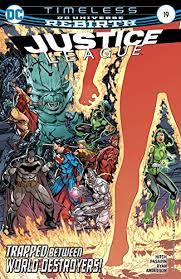 Amazon | Justice League (2016-2018) #19 (English Edition) [Kindle edition]  by Hitch, Bryan, Pasarin, Fernando, Ryan, Matt, Anderson, Brad, Pasarin, Fernando,  Ryan, Matt, Anderson, Brad | Superheroes | Kindleストア