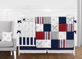 baby boy crib bedding set with per