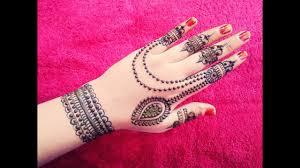 simple jewellery mehndi mehandi ka design