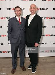 The New Group executive director Adam Bernstein and artistic ...