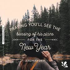blessing of his plans new year bible quotes new year christian