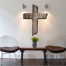 Cross Wall Decal Mural Cross Wall Stickers Primedecals