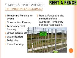Fencing Supplies Adelaide