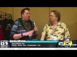 Talking Books With Aaron Allston - YouTube