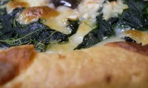 spinach pizza recipe inspired by domino