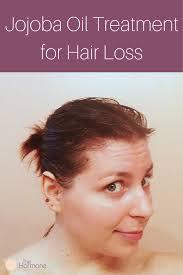 jojoba oil treatment for pcos hair loss