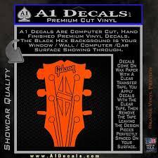 Gibson Decal Sticker Guitar Head A1 Decals