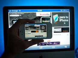 how to mirror iphone to tv with miracast