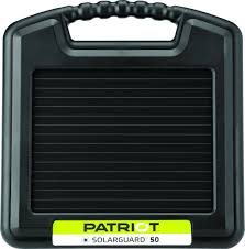 Patriot Solarguard 50 Solar Electric Fence Charger Energizer12 Acre 3 Mile Business Industrial Fencing Alberdi Com Mx