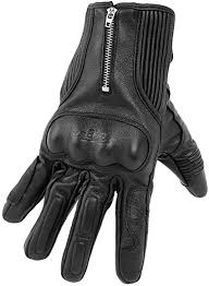 autumn and winter leather gloves