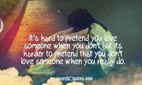 mencintai dalam diam semakin ingin melupakan semakin susah