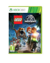 Amazon.com: LEGO Jurassic World (Xbox 360): Video Games